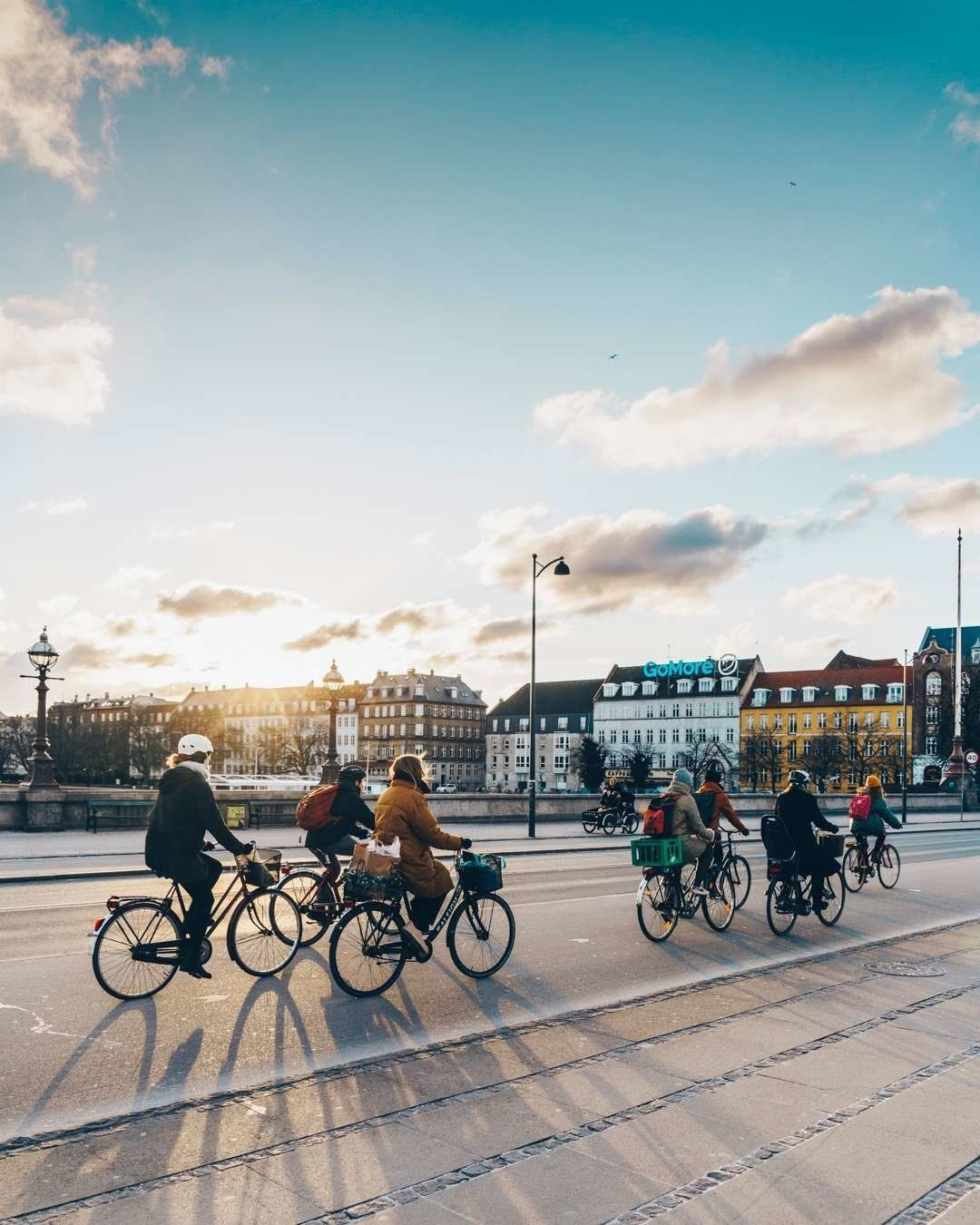 What Can The UK Learn From Copenhagen, The 'Best City In The World' For Cycling?