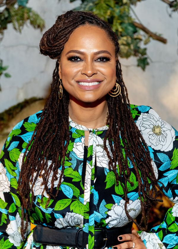 Ava DuVernay considers her locks a crown adorning her head. This style, which has become her signature, is gorgeous and regal