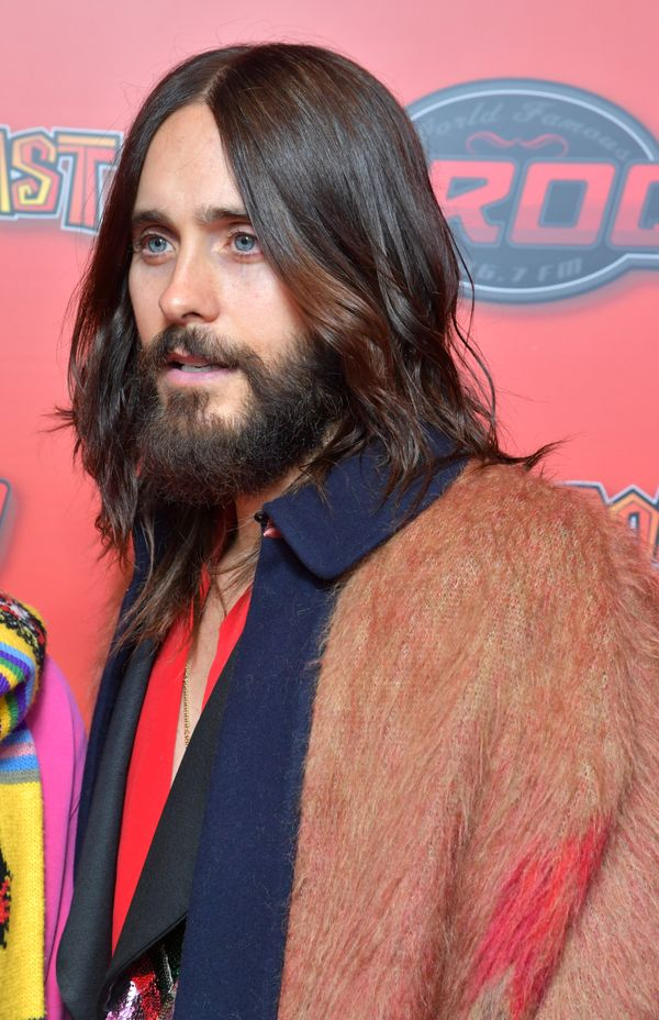 Jared Leto's '70s-inspired shaggy hairstyle is pretty much hair goals for men and women. The subtle ombre, the long layers --