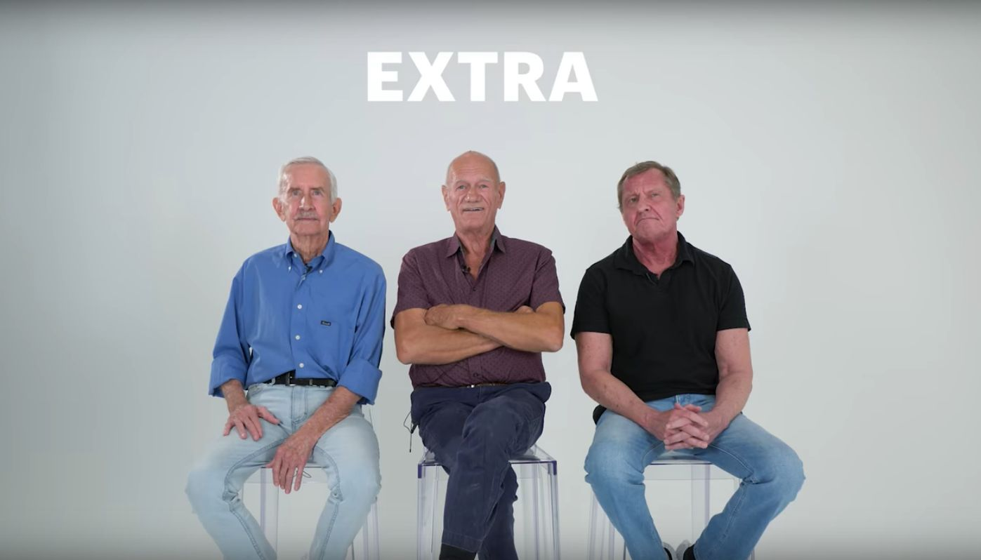 Older Gay Men Try Out 'New Gay' Slang In This Hilarious