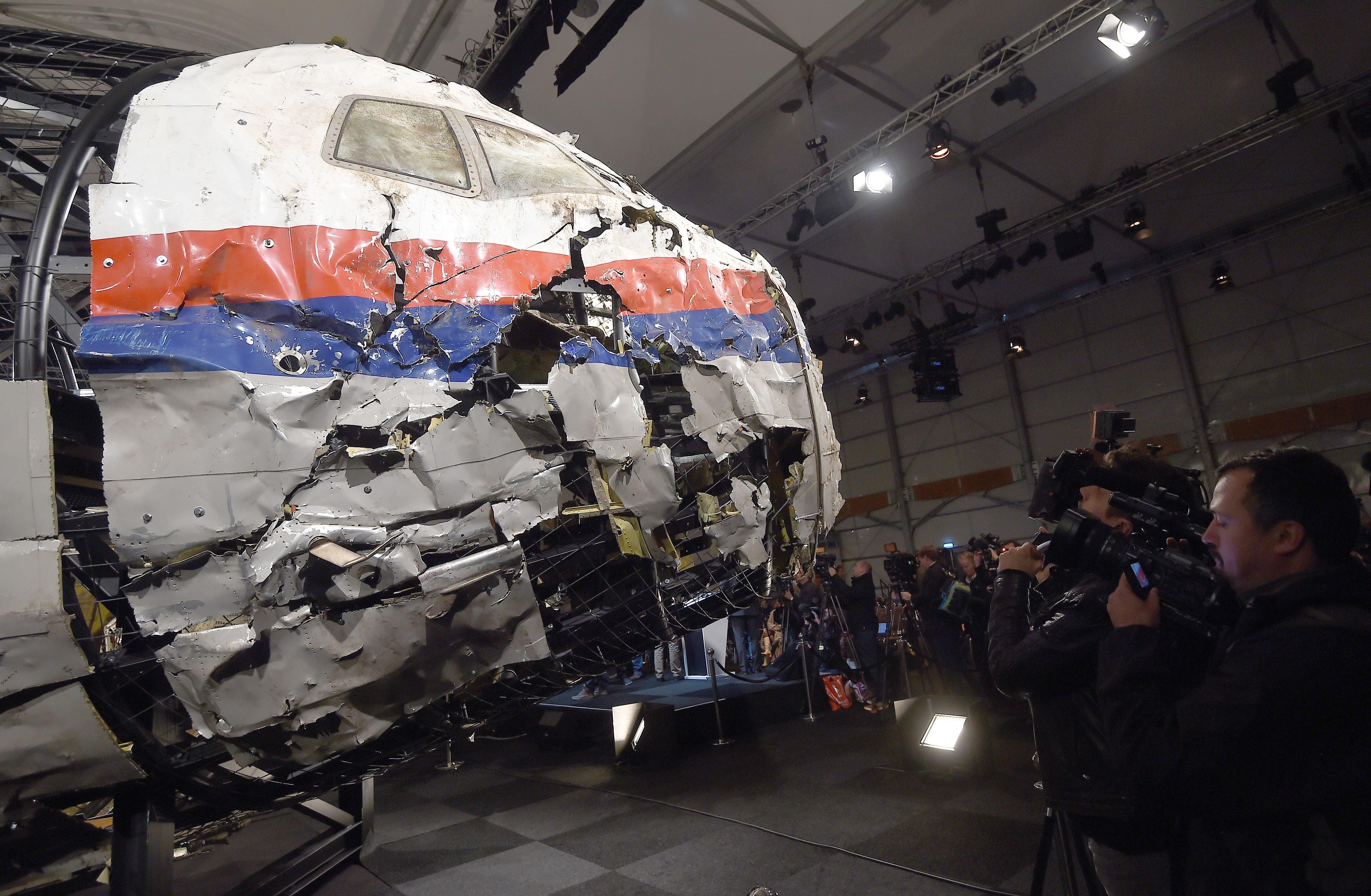 Ο Πούτιν αρνείται ότι το Boeing των Μαλαισιανών Αερογραμμών καταρρίφθηκε από ρωσικό