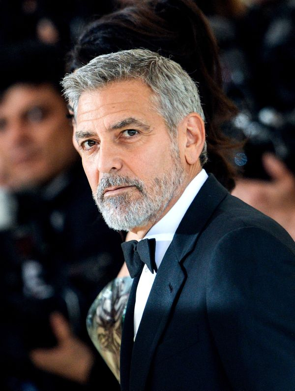 When it comes to classic men's cuts, George Clooney'sis definitely up there.