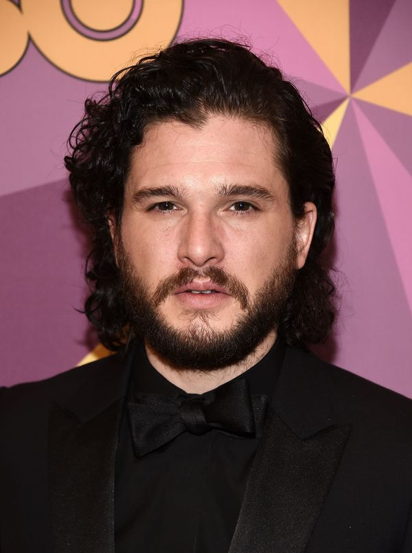 Jon Snow may know nothing, but Kit Harington knows how to rock his curly hair.