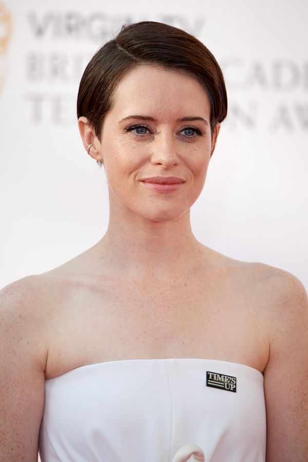 """If you're looking for a drastic chop, why not try something like Claire Foy's <a href=""""http://www.instyle.com/news/claire-foy"""