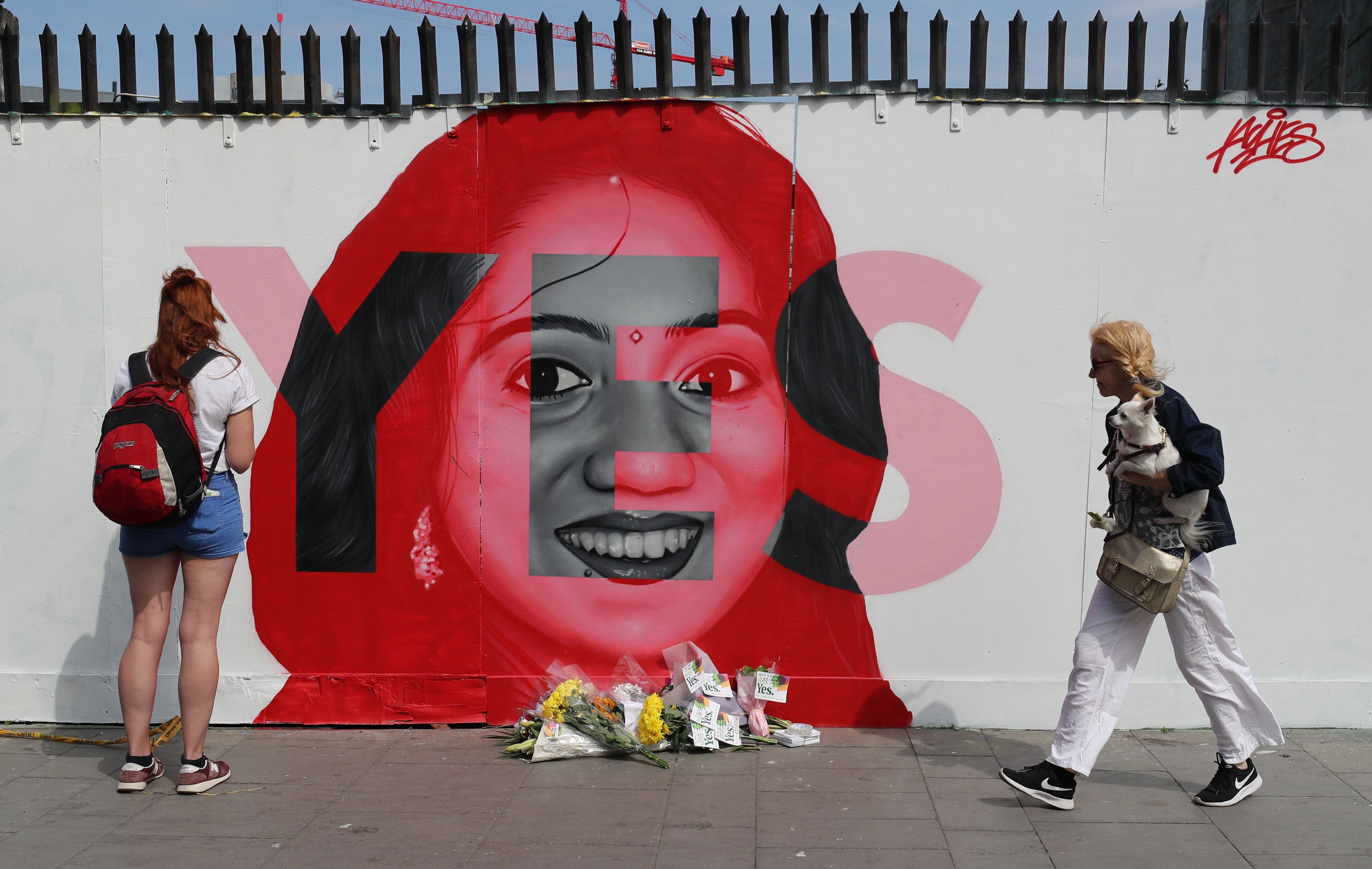 The tragic death that inspired Ireland's pro-choice campaign