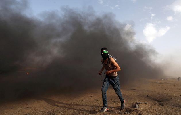 Τραυματισμός δεκάδων Παλαιστίνιων από ισραηλινά πυρά στα σύνορα με τη