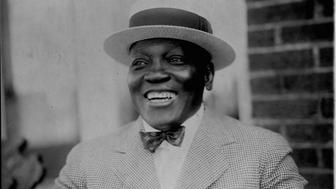 Jack Johnson   (Photo by Library of Congress/Corbis/VCG via Getty Images)
