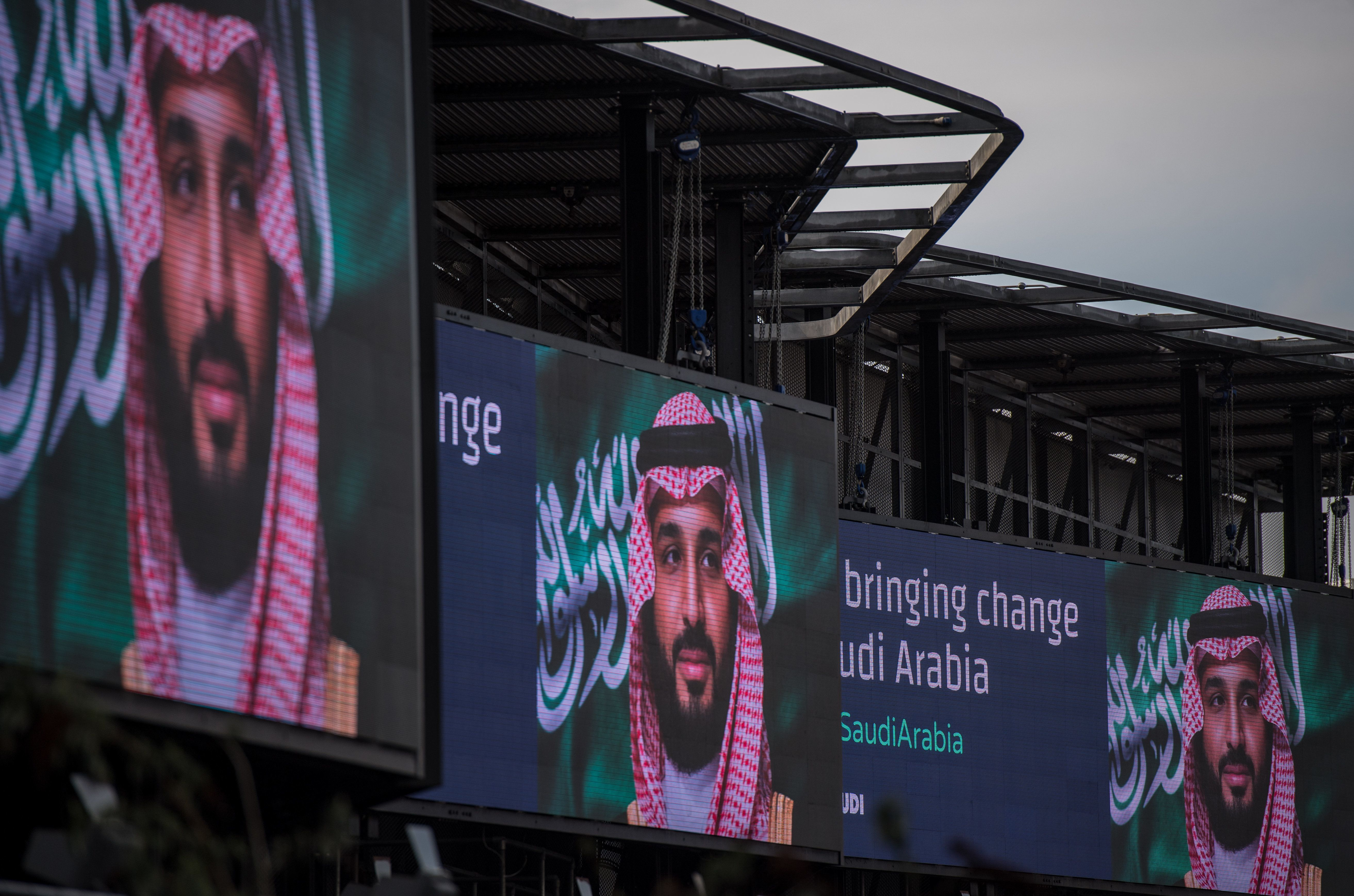 """Reformer"" Crown Prince Mohammed bin Salman's rhetoric is colliding with the reality of his rule."