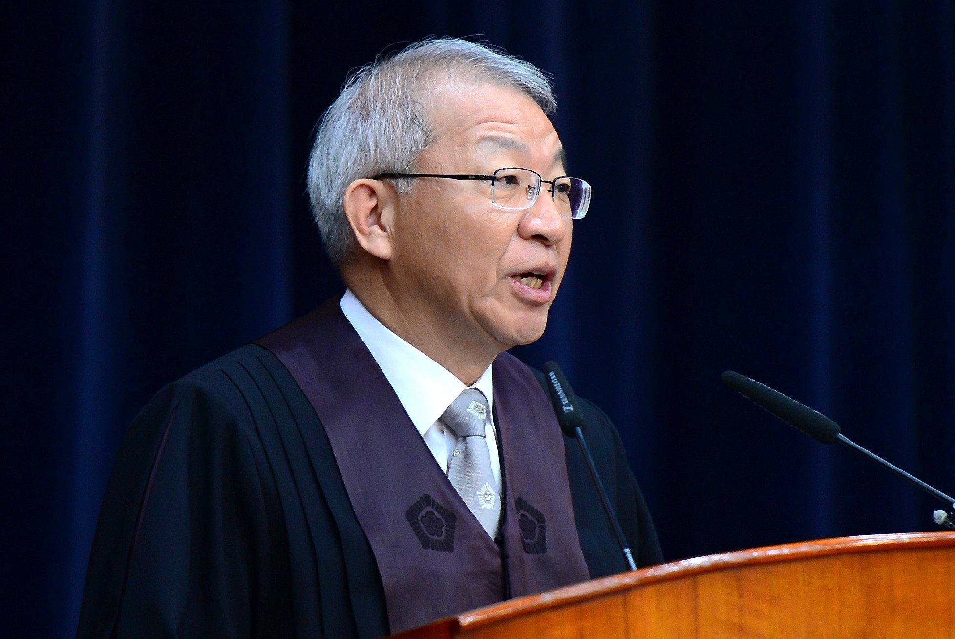 박근혜 정부 시절 대법원이 청와대와 '판결 거래'를