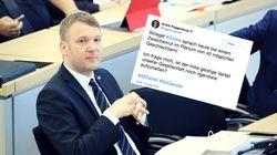 AfD-Mann Poggenburg versteht Witz im Landtag nicht –und blamiert sich auf