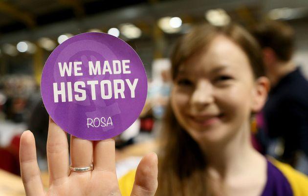 Νίκη των γυναικών, νίκη της κοινωνίας, νίκη της ισότητας στην