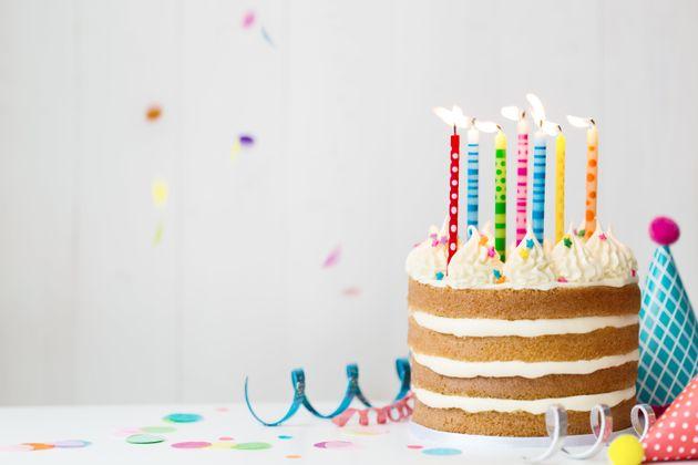 Γιατί δεν πρέπει να στεναχωριόμαστε τη μέρα των γενεθλίων
