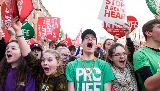 Diese jungen Männer und Frauen haben dafür gekämpft, dass Abtreibungen in Irland verboten