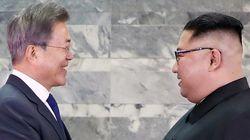 남북 정상 '핫라인' 통화