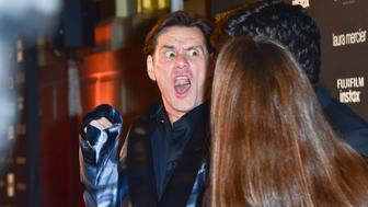 NEW YORK, NY - SEPTEMBER 08:  Jim Carrey attends 2017 Harper's Bazaar Icons at The Plaza Hotel on September 8, 2017 in New York City.  (Photo by Sean Zanni/Patrick McMullan via Getty Images)