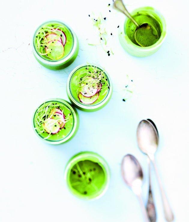 3 recettes de soupes fraîches pour les beaux