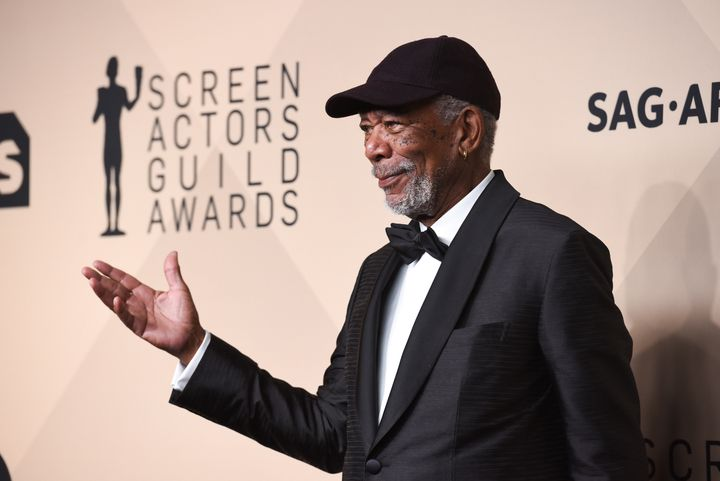 Morgan Freeman has been accused of sexual harassment by several women.
