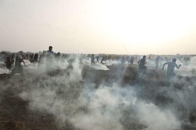 Ghaza: décès d'un Palestinien blessé par des tirs des soldats
