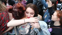 'We Are Free': Emotional Scenes Around Ireland As Repeal Victory