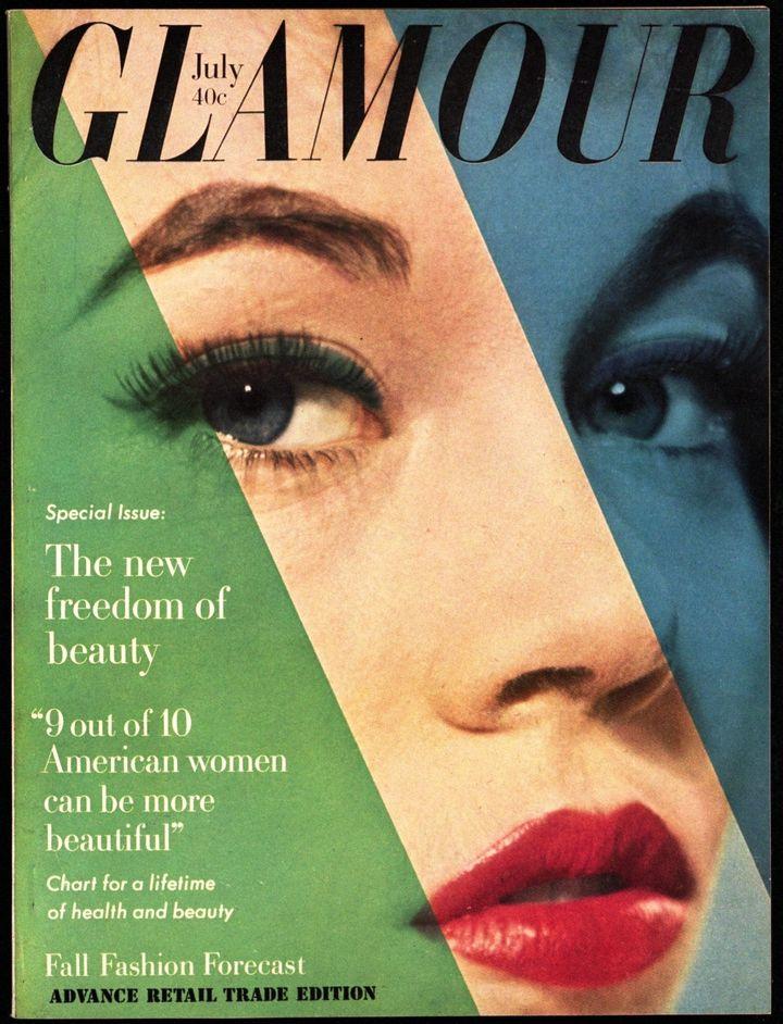 Εξώφυλλο της Jane Fonda από το 1959.