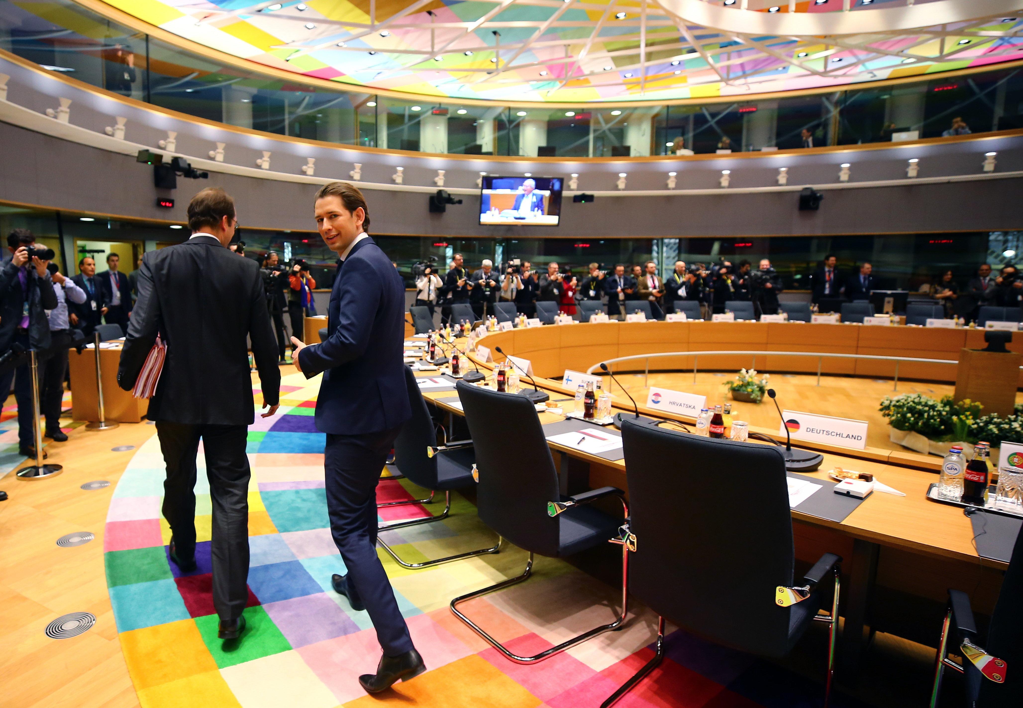 Österreich: Kurz will EU-Grenzschützer in Afrika einsetzen
