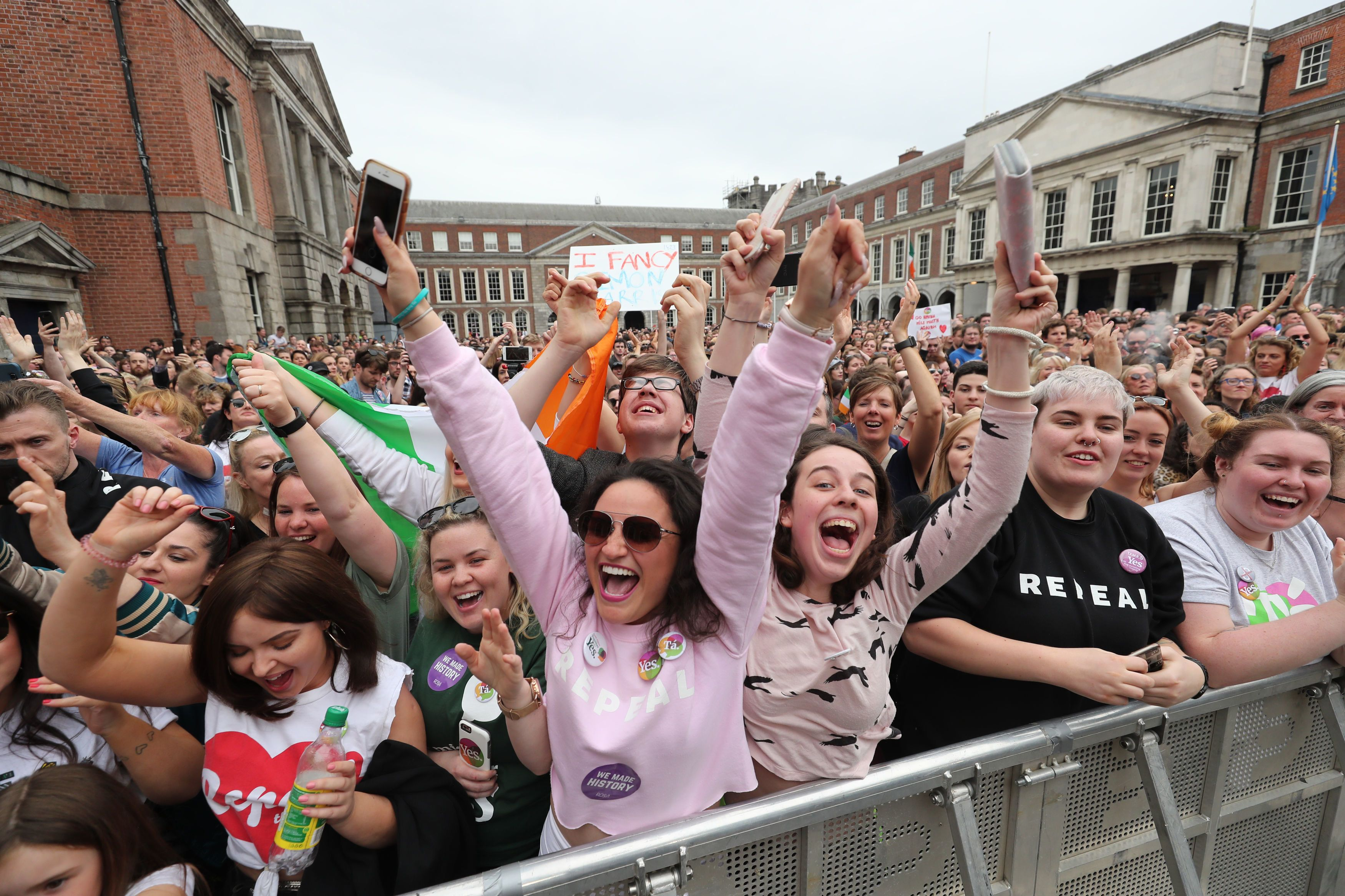 Irish Voters to Decide Whether to Change Abortion Law
