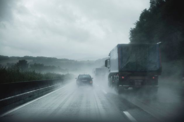 BMS: Pluies orageuses dans plusieurs wilayas à partir de