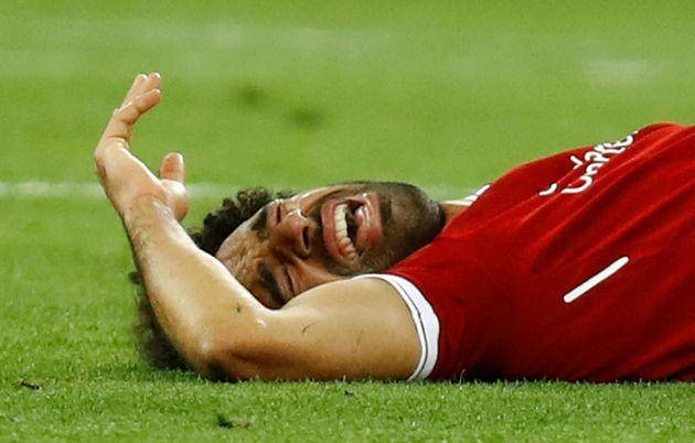 """Salah souffrirait d'une """"blessure sérieuse"""", selon"""