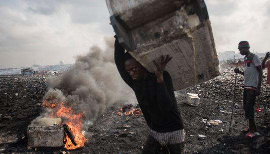 Unser Elektroschrott landet in Afrika – darum müssen wir etwas dagegen