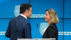 Συνάντηση της Ύπατης εκπροσώπου της ΕΕ με τον ΥΠΕΞ της