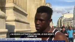 Mamoudou Gassama, l'homme qui a escaladé un immeuble pour sauver un enfant est un Malien sans