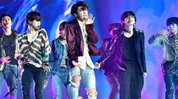 방탄소년단이 한국 가수 최초로 빌보드 앨범차트 1위를