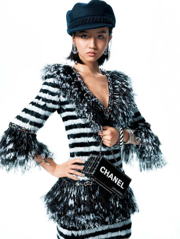 기무라 타쿠야의 둘째 딸이 패션모델로