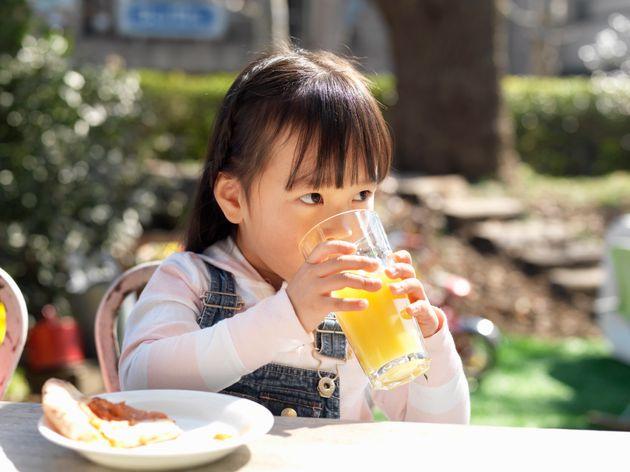 주스를 자주 마시는 어린이의 비만율이 50%나 더