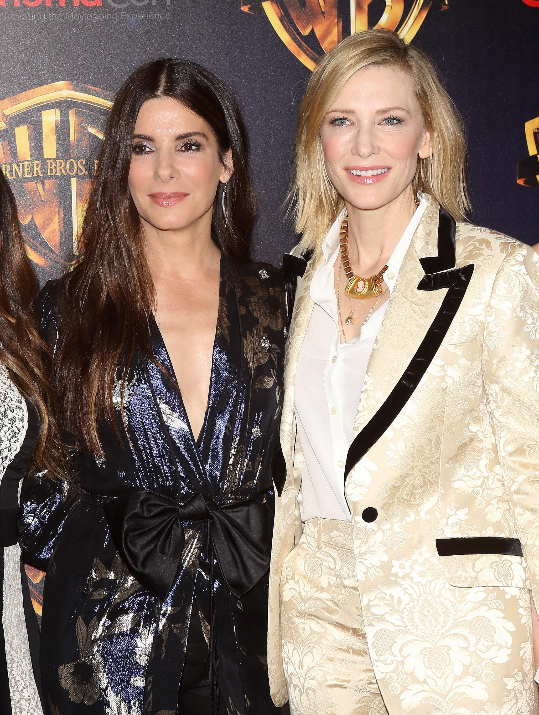 Sandra Bullock und Cate Blanchett sind Fans des