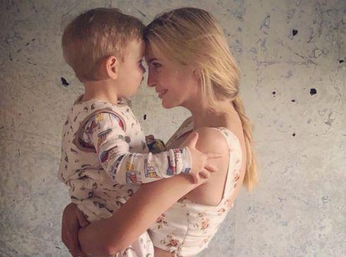 Warum Ivanka Trump mit diesem Foto jetzt tausende Mütter gegen sich