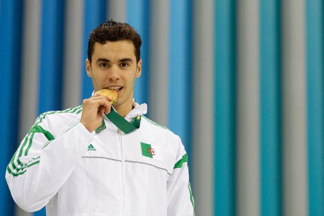 Médaille de bronze et record d'Algérie pour Oussama
