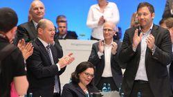 Wenn die SPD so weitermacht, marschiert sie bald mit der