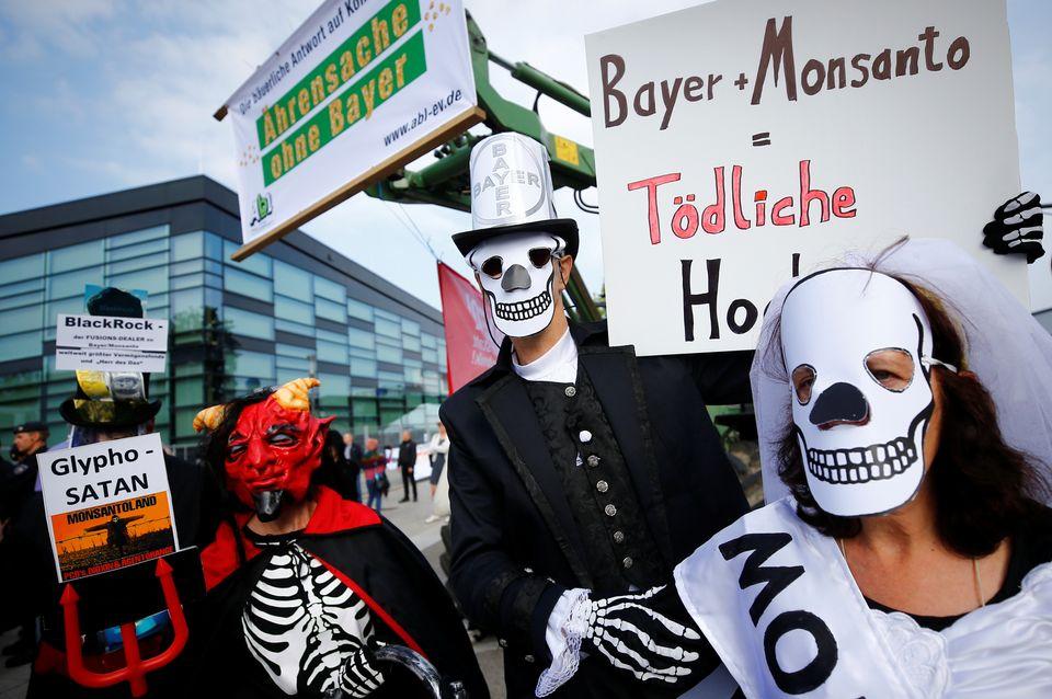 Monsanto und Bayer fusionieren – warum euch das alle etwas