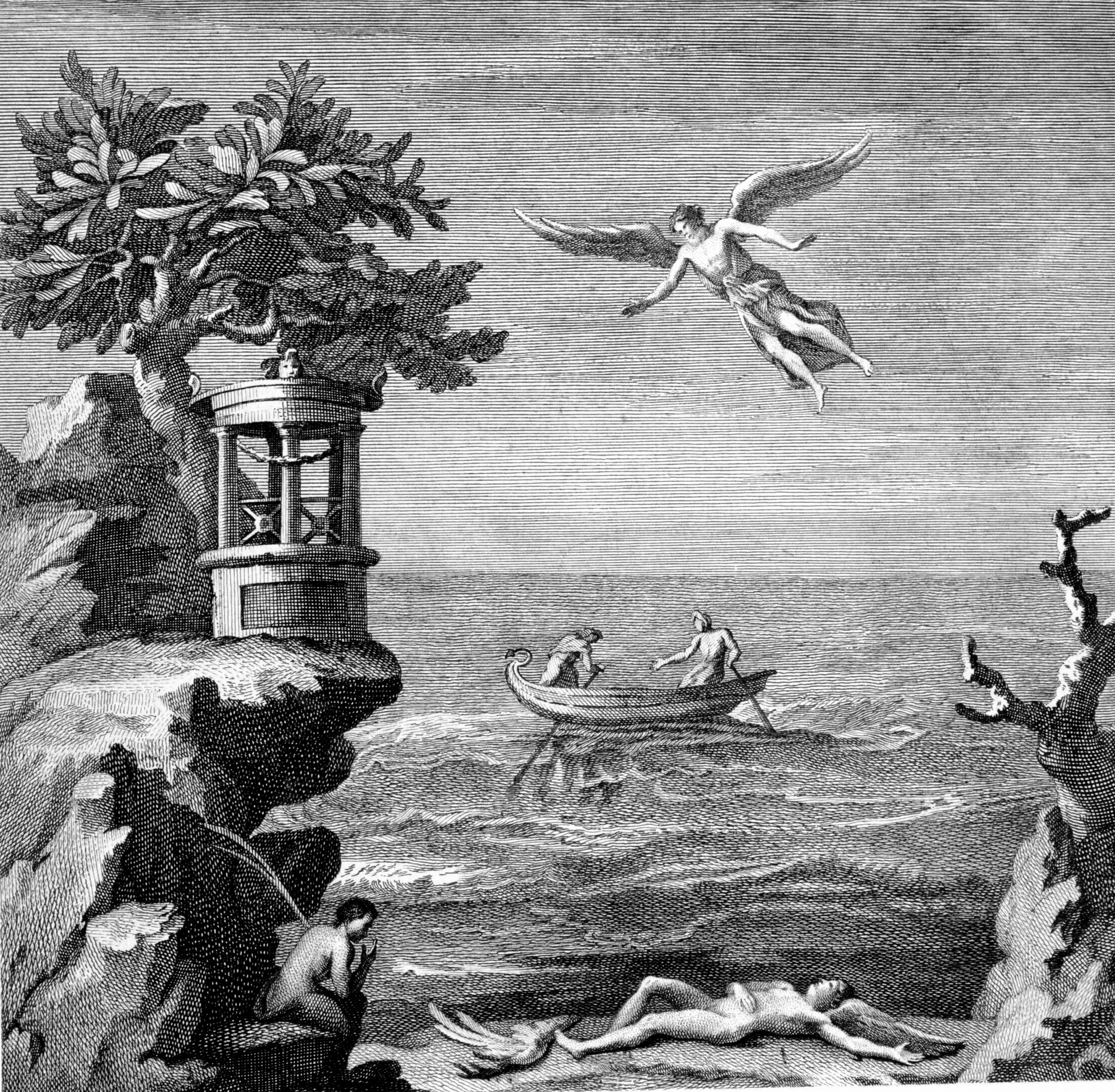 Από τον Ίκαρο ως τον Οιδίποδα: Είναι τελικά μόνο 6 οι κατηγορίες πλοκής σε όλα τα