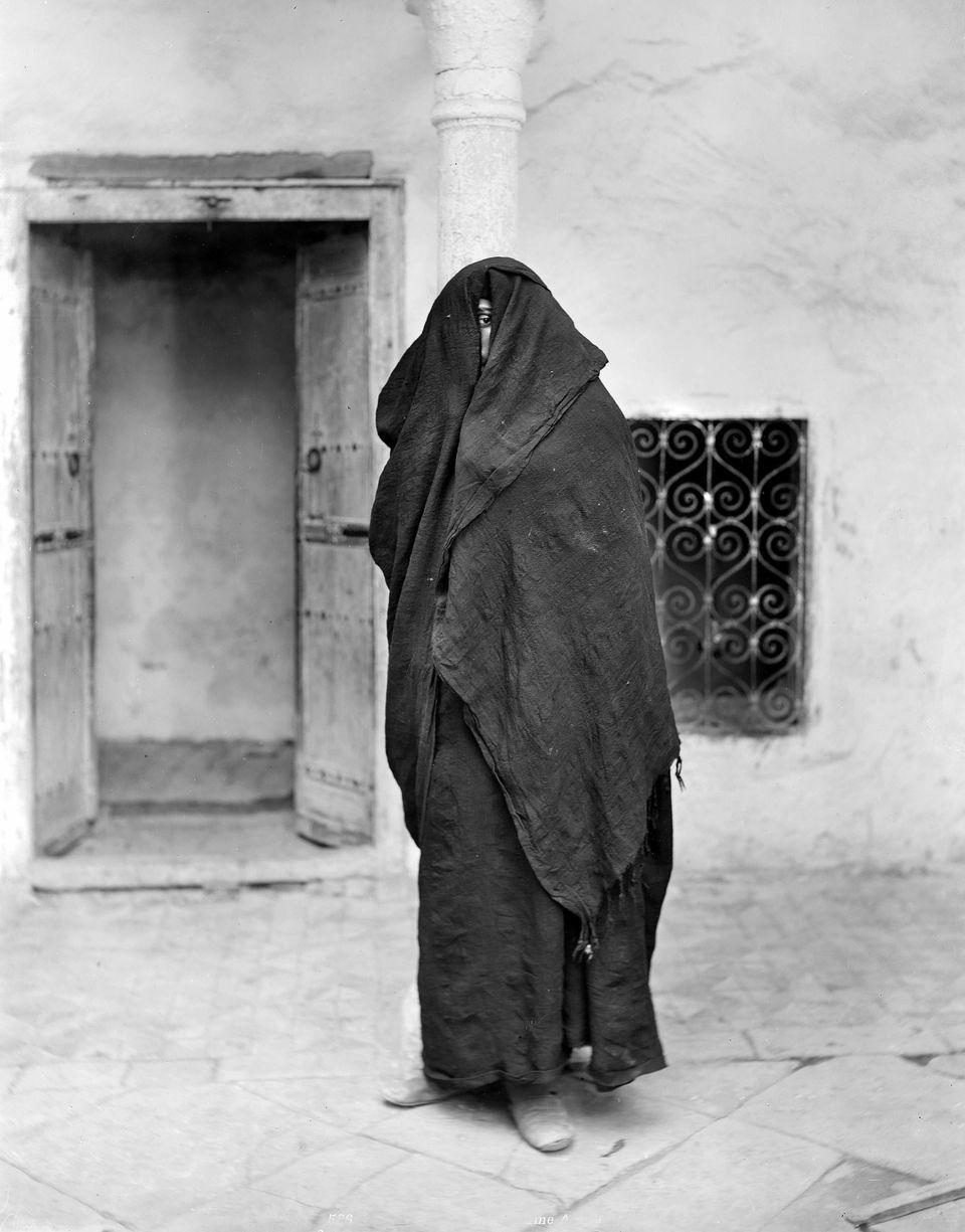 Une femme kairouanaise en