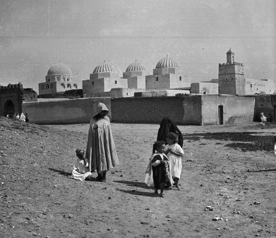 La Mosquée des Sabres en