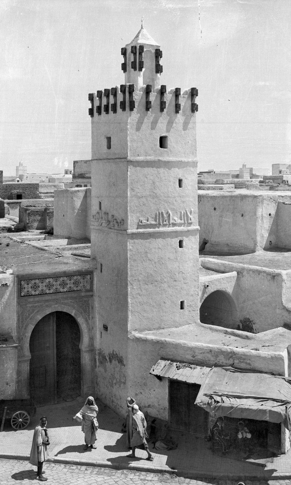 Mosquée des Trois Portes en