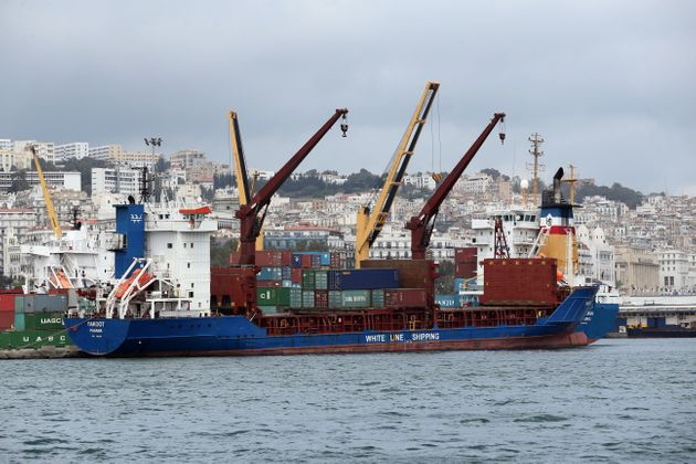 Le port d'Alger - Photo