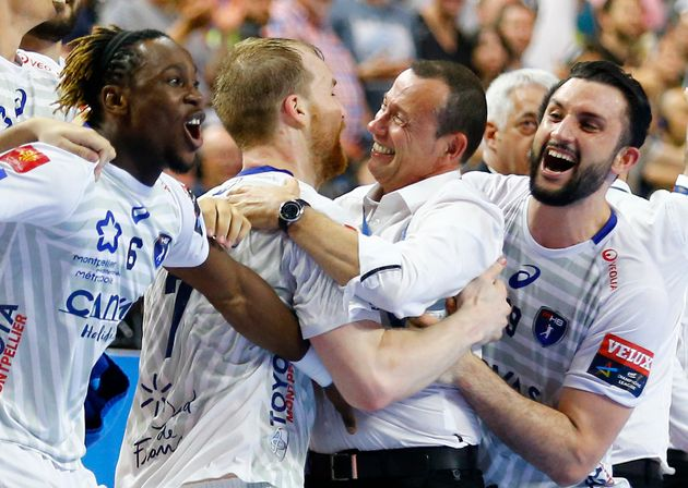 HandBall: Le Tunisien Mohamed Soussi remporte la Ligue des champions avec Montpellier