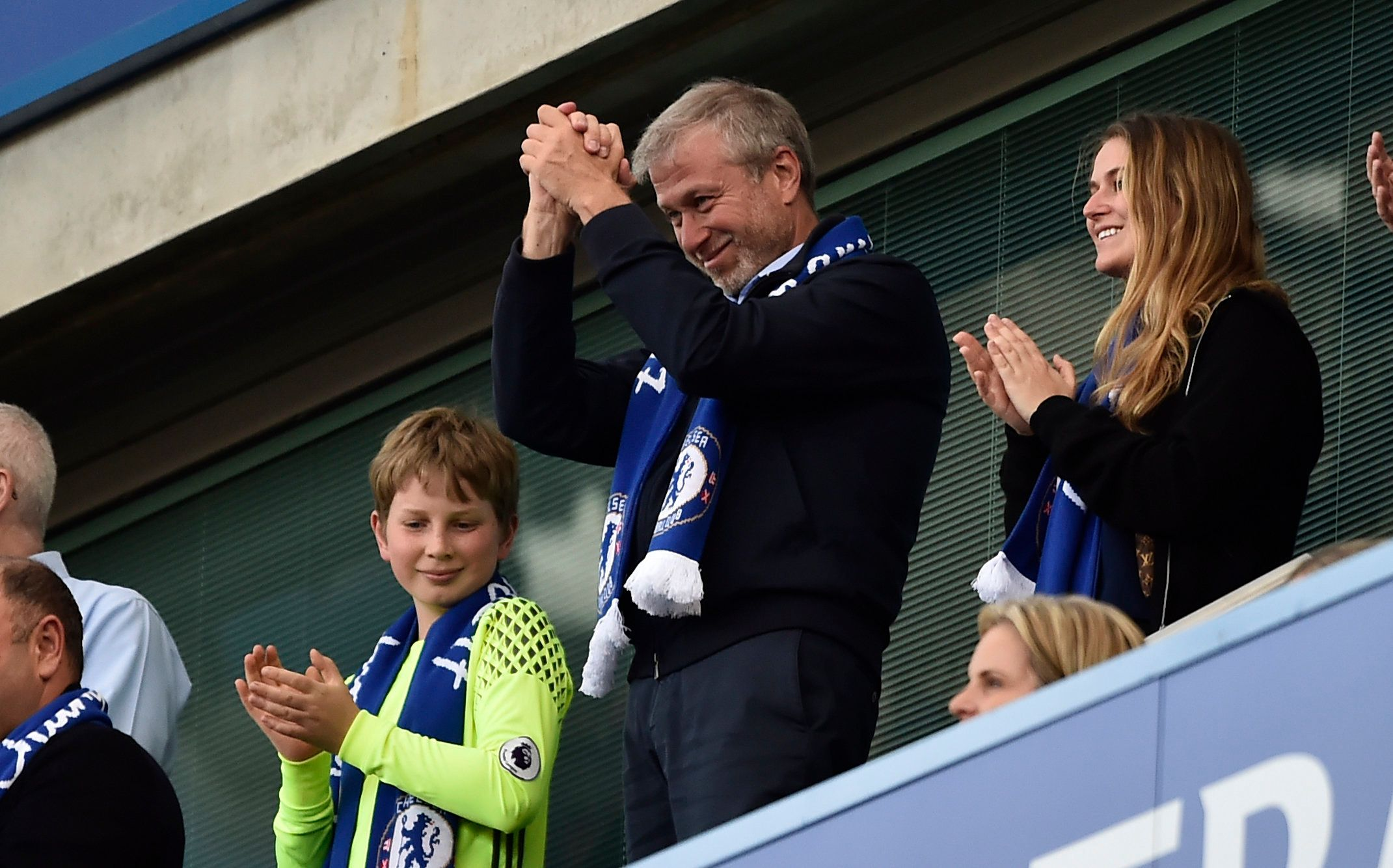 Roman Abramovich 'Becomes Israeli Citizen'