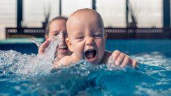 Babyschwimmen: Was Eltern darüber wissen