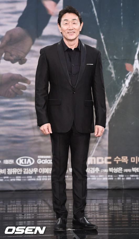 배우 허준호가 재혼 소식을