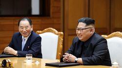 북한의 비핵화 협상 책임자 김영철이 미국으로