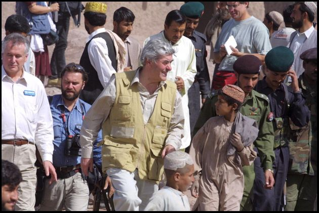 Ruud Lubbers,the UN high commissioner for refugees at the time, publicly undermined the